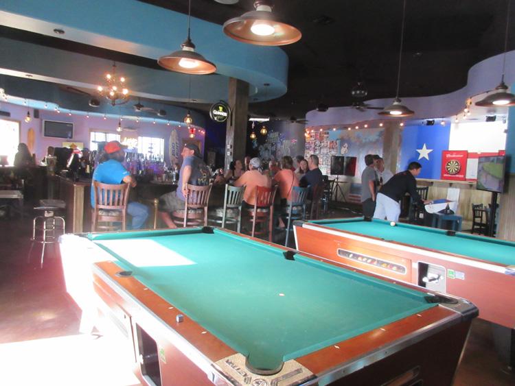 361 Bar In Port Aransas Texas Live Music Happy Hour