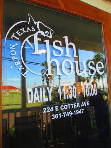 Fish House Restaurant Amp Upper Deck Lounge In Port Aransas