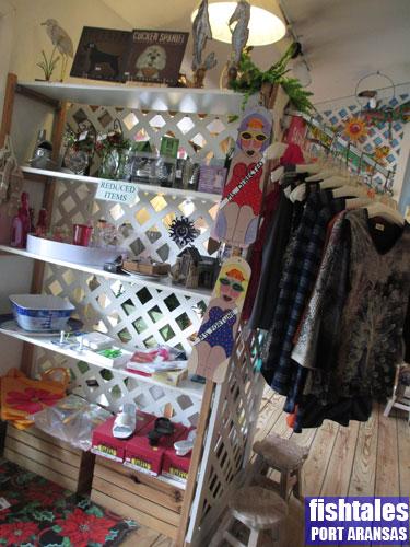 Port aransas clothing stores