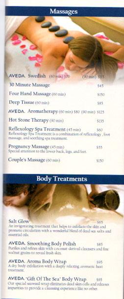 Island Day Spa Amp Massage Massage On North Padre Island In