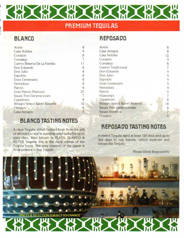 La Playa Mexican Grille Port Aransas Restaurants